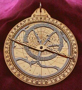 Astrolabes by Norman Greene